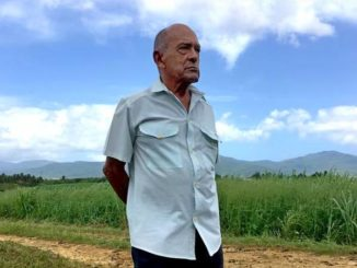 "Guadeloupean independence activist, Louis Théodore (81), nicknamed ""Camarade Jean"", crossed the path of several great revolutionaries among them Mao Zédong and Che Guevara"