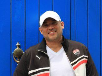 Mauricio Fabián, le fondateur de l'entreprise Music Mafia