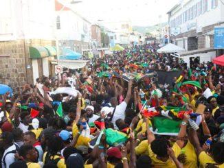Saint-Kitts & Névis espère célébrer en grande pompe la 50e édition de son carnaval, Sugar Mas, en 2021 - Photo: www.skncarnival.com