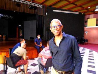 Tony Coco-Viloin a étudié à l'Institut des hautes études cinématographiques (IDHEC) à Paris, à l'International Script School à Miami et à l'École de Lódz en Pologne - Photo: Évelyne Chaville