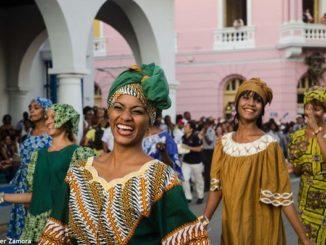 Festival del Caribe and Fiesta del Fuego in Santiago de Cuba