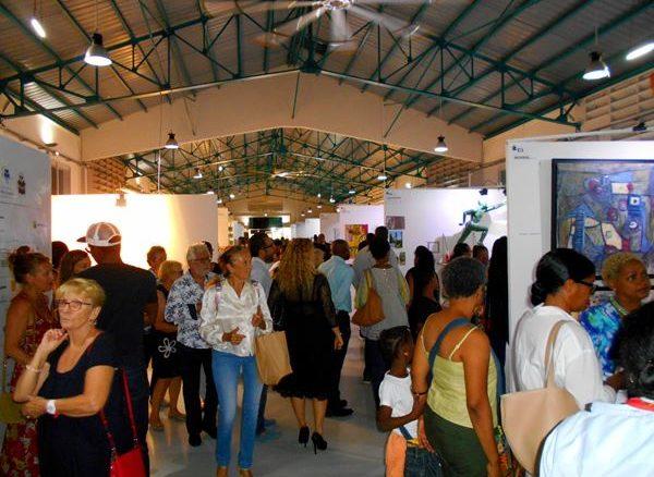Comme en 2020, la Pool Art Fair Guadeloupe ne sera pas physique mais virtuelle / Édition 2019 - Photo: Évelyne Chaville
