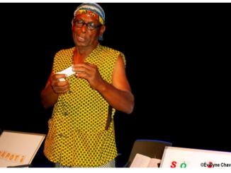 Lukuber Séjor: Artista musical, defensor de la lengua criolla - Foto: Évelyne Chaville