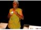 Lukuber Séjor: Artiste musical, défenseur de la langue créole - Photo: Évelyne Chaville